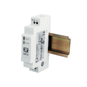 DDC15 - DIN Rail DC Converter: 15W