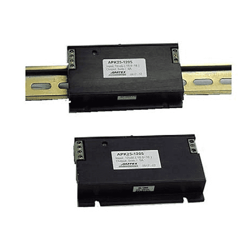 APK25-60 - DC/DC Single Output: 25-60 W