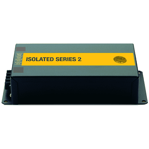 ISOLATED-SERIES-2 - Fully Isolated DC/DC Power Converter