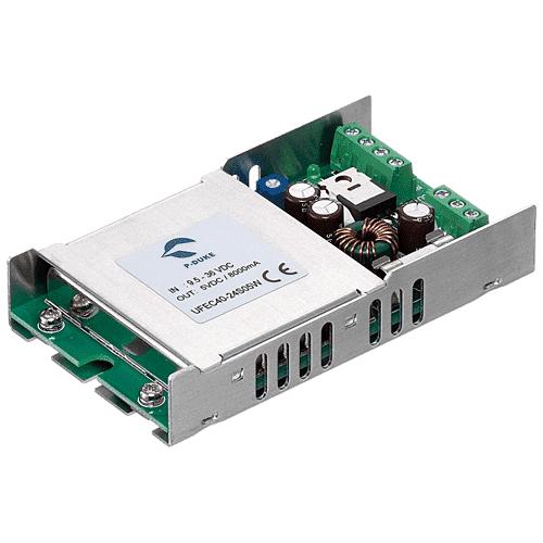 UFEC40W - DC/DC Converter Single & Dual Output: 40W