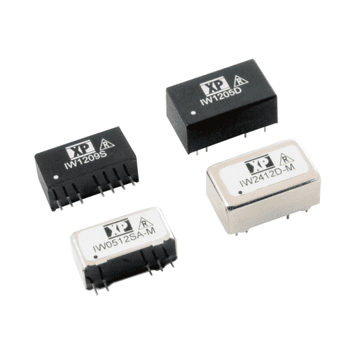 RC-IW - DC/DC Single & Dual Output: 1W