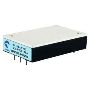 QAE100W - DC/DC Quarter-Brick  Single Output : 90W