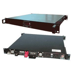 RM1KVA-2KVA - DC/AC Sine Wave Inverters: 1000 ~ 2000 W Rack Mount Inverter