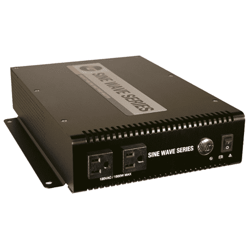 SINE WAVE SERIES 1500 - DC/AC Sine Wave Inverter: 1500 W