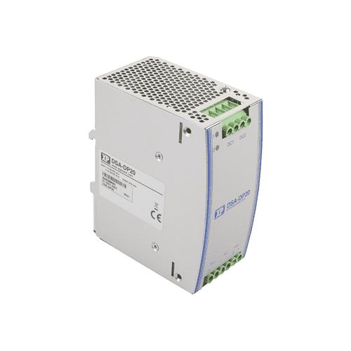 DSA-DP20 - 24VDC 20A Redundancy Module Din Rail