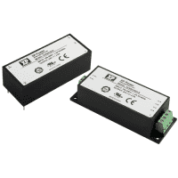 ECE60 Series Encapsulated AC-DC power module 60W - XP Power Asia