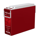 NSB High Temperature Red Battery 12V 14Ah - 212Ah