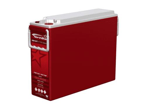 NSB High-Temperature Red Battery 12V 14Ah - 212Ah - Northstar Batteries Saudi Arabia - Oman