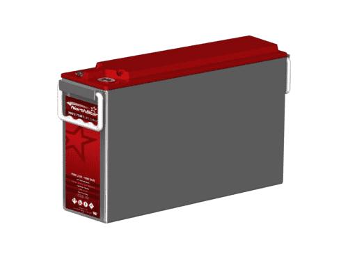 NSB UPS Pure Lead - High Rate Battery Indonesia Saudi Arabia
