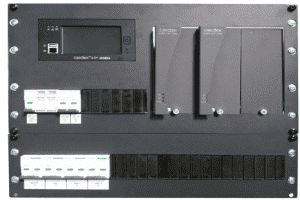 rack mount dc battery charger , rectifiers