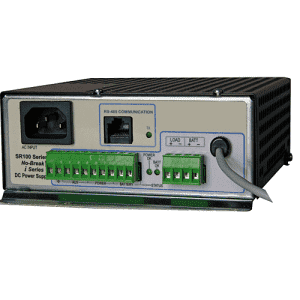 power supply with comms
