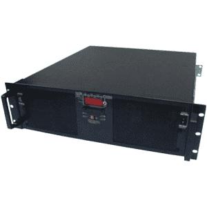 RM-PSW5KVA Series - Rack Mount Inverter 3U-5 KVA-fp 1 24V 48V 110V 220V - Telecom Applications