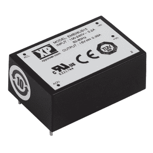 EME05 Series AC/DC Power Supplies 5 W