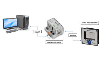 IEC 61850 SCADA | Battery Charger Systems for Electrical Substations